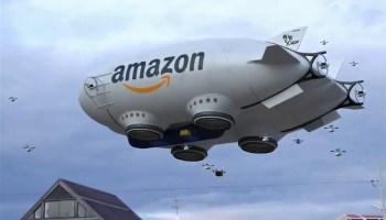 Fake airship