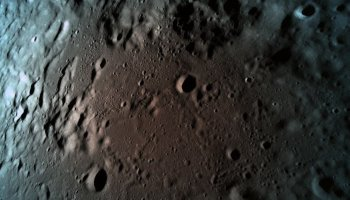 Beresheet moon picture