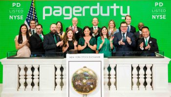 Cloud monitoring company PagerDuty goes public, shares close up 59 percent