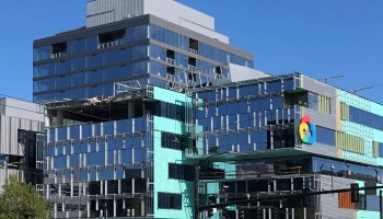 Deadly crane incident at future Google Cloud campus in Seattle leaves project in flux