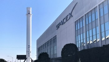 SpaceX files lawsuit against the federal government — but asks to keep the details under wraps