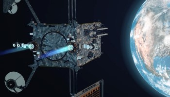 NASA says Maxar will build the first big piece for Gateway station in lunar orbit