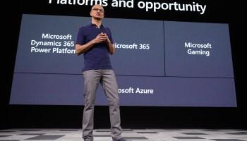 Satya Nadella - Microsoft Build 2019