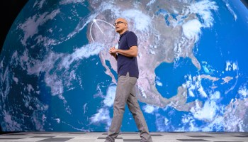 Microsoft milestone: Tech giant's cloud revenue now matches traditional products, analyst says