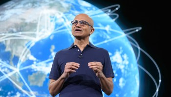 Microsoft CEO Satya Nadella says tech giant 'will weather the storm' amid COVID-19 outbreak
