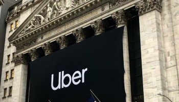 Uber shares start trading at $42/share, below ride-hailing giant's IPO price