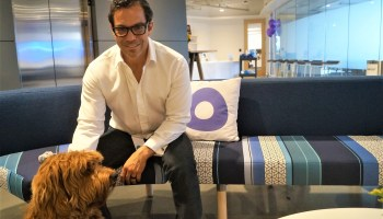 After raising big round, Outreach CEO talks post-unicorn life, IPO plans, creating culture, and more