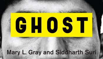 'Ghost Work' explores the ups and mostly downs of the hidden gig economy