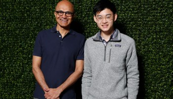 Microsoft Imagine Cup winner aims to transform blood glucose monitoring with eye testing app