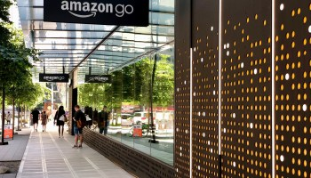 New patent application points to development of palm scanning tech for Amazon Go stores