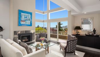 Capitol Hill Home with Panoramic Western Views