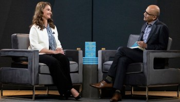 How Melinda Gates made her mark at Microsoft by not fitting in, and her thoughts on its culture now