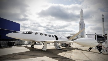 Eviation unveils electric airplane and plans flight tests in central Washington state