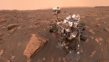 Is there life on Mars, or on other worlds beyond Earth? The answer may be squishy