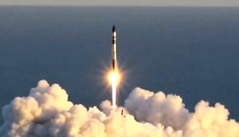 Rocket Lab launches seven small satellites from New Zealand for Seattle's Spaceflight