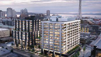 苹果公司在亚马逊后院的大新办公楼展开大规模西雅图扩建的细节