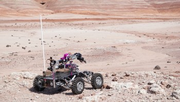 Univ. of Washington's Husky Robotics is on a roll, as Mars rover offers students a big engineering project
