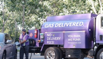 Gas station on wheels: Booster Fuels raises $56M to expand high-tech mobile fuel delivery service
