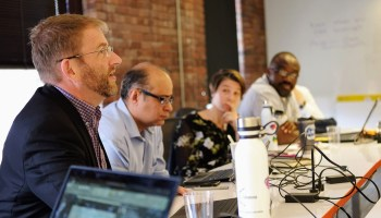 Inside a 'rapid innovation session' as Gates Foundation and Xinova fight malaria with tech
