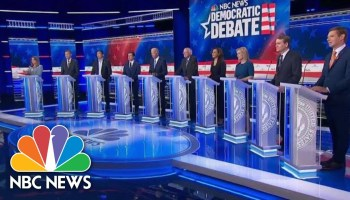Amazon emerges as tech industry villain in Democratic debates