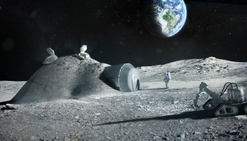 The moon in 2069: Top space scientists share their visions for lunar lifestyles