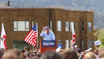 Bernie Sanders echoes Trump accusation that Amazon influences Washington Post coverage