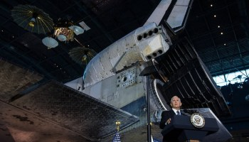 National Space Council meeting highlights moon and Mars plan – plus nuclear power