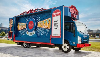 Amazon's Treasure Truck wheels and deals into four more U.S. cities three years after Seattle launch