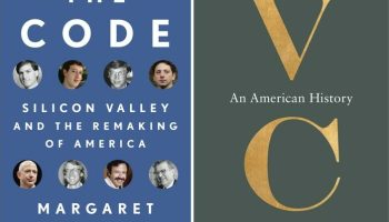 Two worthy books trace the history of tech through Silicon Valley, leaving Seattle's story still to be told