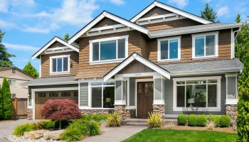 Impeccably Designed Home Nestled on Kirkland's Rose Hill
