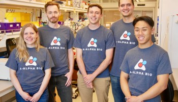 A-Alpha Bio team