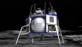 NASA awards $10M to Jeff Bezos' Blue Origin for hydrogen-oxygen storage tech