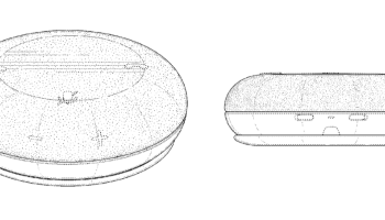 Patent filings reveal new Microsoft portable speaker plans, possibly for Teams meetings