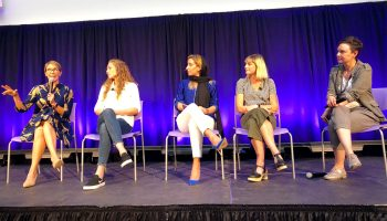 Women leaders from tech and sports share advice for success in the workplace