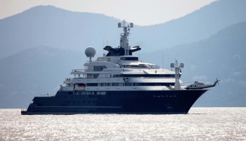 Paul Allen's superyacht Octopus — which he once called 'too big' — listed for a whopping $325M