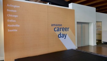 Career Day bump: Amazon says it received 208K online job applications in the last week