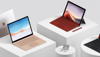 Here's everything Microsoft announced at its big Surface event, including a foldable smartphone