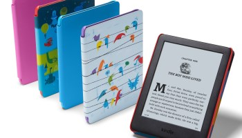Amazon unveils new Kindle e-reader for kids and refreshes Fire HD 10 tablet