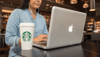 After ditching print papers, Starbucks announces free digital access to news sites in its cafes