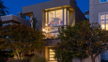 Lock and Leave in this Modern Capitol Hill Home