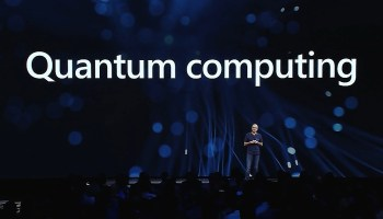 Microsoft CEO says Azure Quantum will address the big challenges in computing