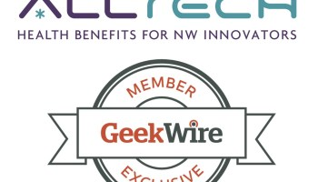 Help your company stay competitive with healthcare plans through GeekWire and ALLtech
