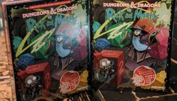 'Dungeons & Dragons vs. Rick & Morty': Wizards of the Coast debuts new boxed set at live play session