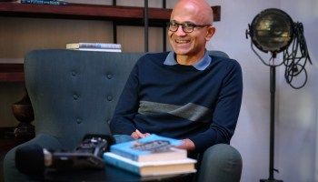 Q&A: Satya Nadella on Microsoft's new world view, dual-screen devices and Pentagon cloud deal