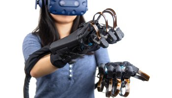 HaptX raises $12M, partners with Advanced Input Systems, to develop next generation VR gloves