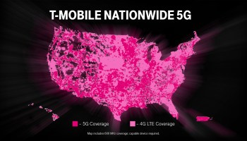 T-Mobile rolls out 'foundational layer' of 5G wireless, launches two compatible devices