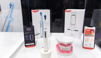 CES: Smart toothbrushes go from concept to reality as industry giants embrace more tech