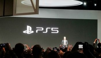 'The Future is Coming,' but not yet: Sony teases PlayStation 5 at CES, but only reveals its new logo