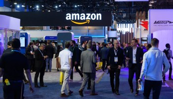 Amazon signals big ambitions for automobiles with expanded presence at CES