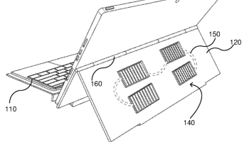 Solar-powered Surface? Microsoft wins patent for device cover lined with charging panels